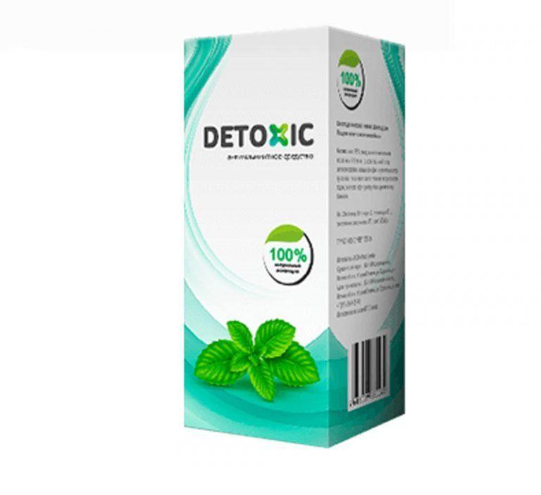 detoxic ingredienti