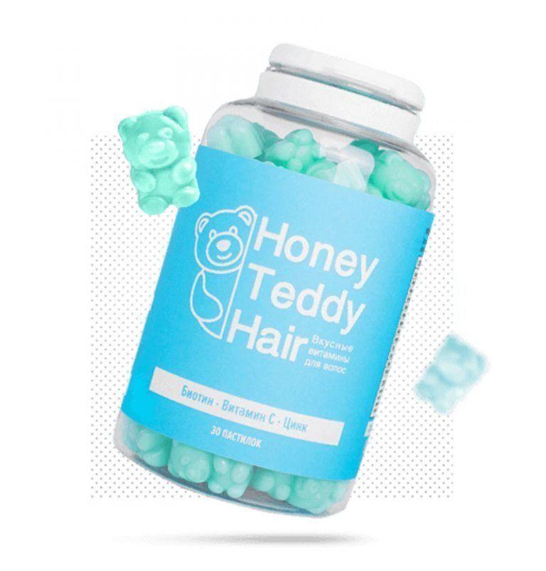 Honey teddy hair витамины для волос отзывы