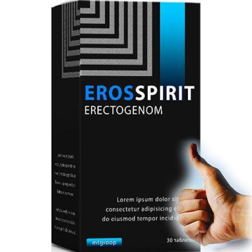 Eros Spirit – средство для потенции